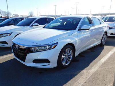 2018 Honda Accord Sedan LX CVT - Click to see full-size photo viewer