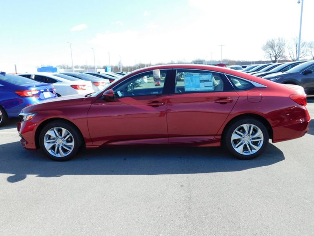 2018 Honda Accord Sedan LX CVT - 17452949 - 1