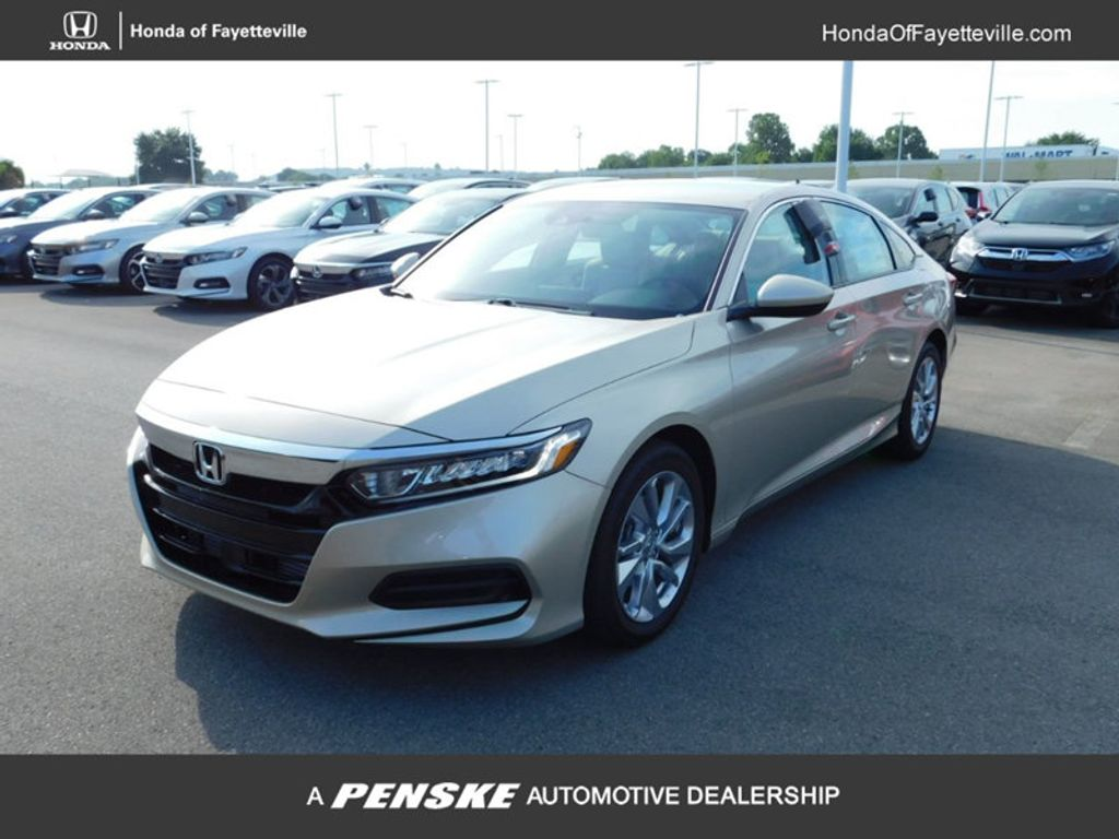 Great 2018 Honda Accord Sedan LX CVT   17840627   0