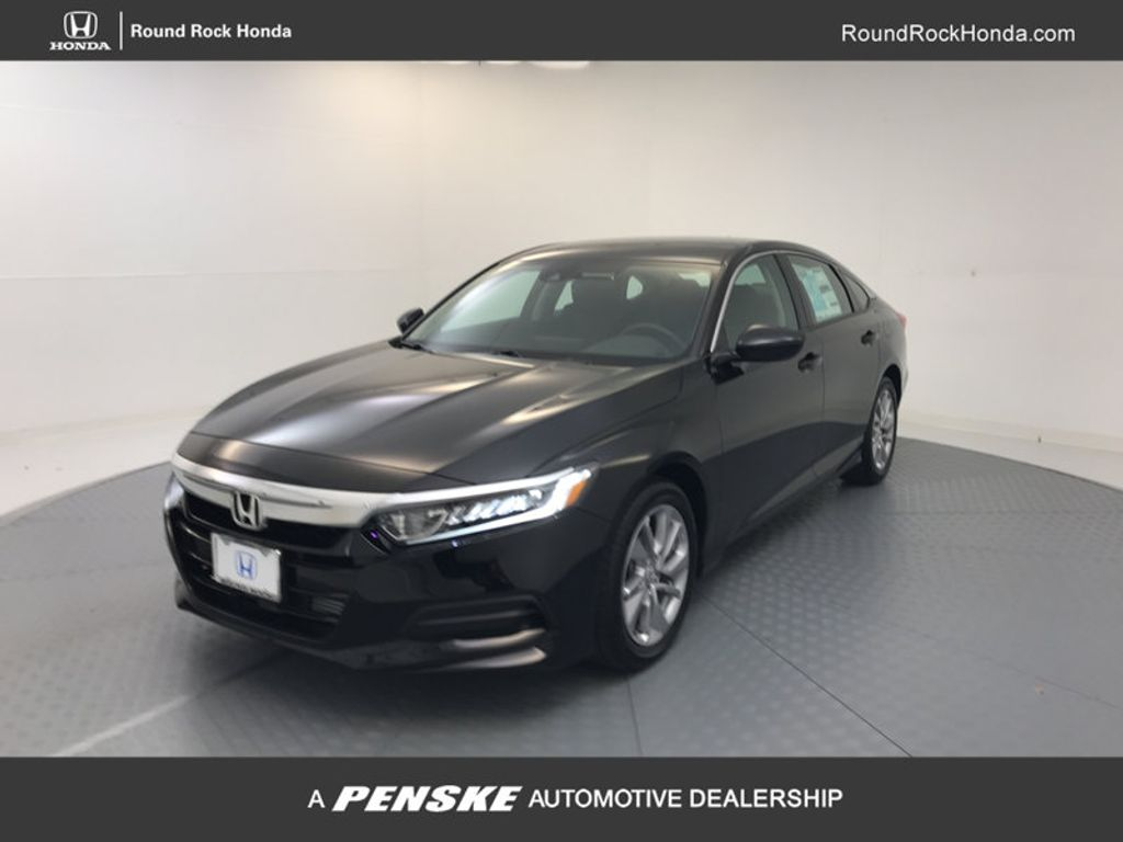 2018 Honda Accord Sedan LX CVT - 17079349 - 0