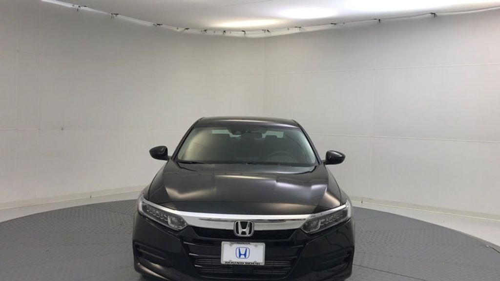 2018 Honda Accord Sedan LX CVT - 17079349 - 2