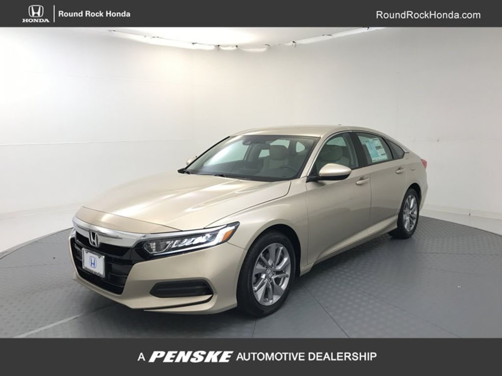 2018 Honda Accord Sedan LX CVT - 17091890 - 0