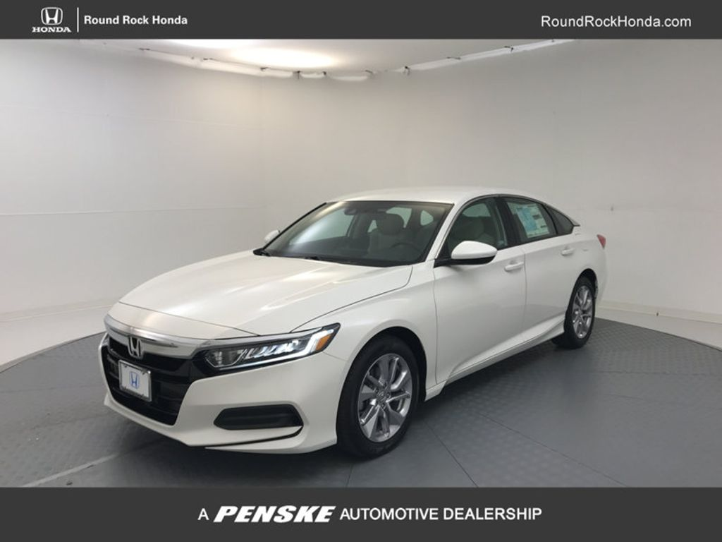 2018 Honda Accord Sedan LX CVT - 17138241 - 0