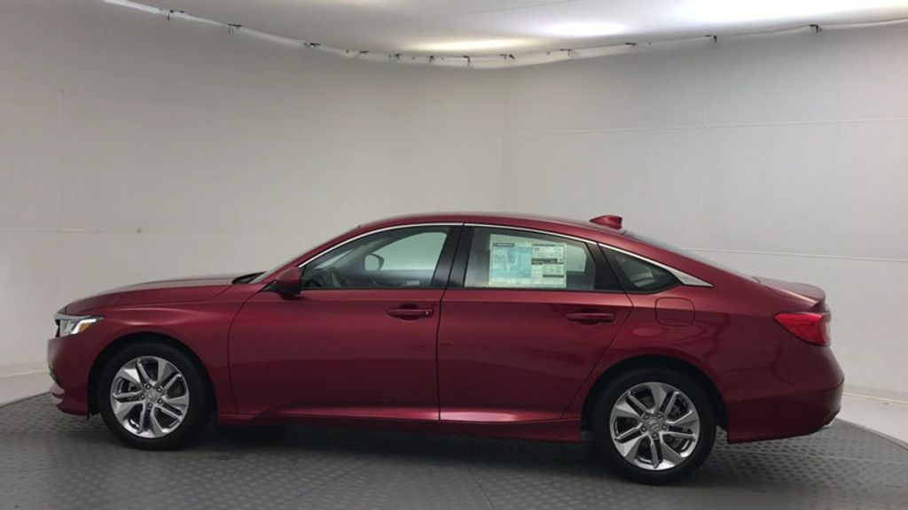 2018 New Honda Accord Sedan Lx Cvt At Round Rock Honda Serving