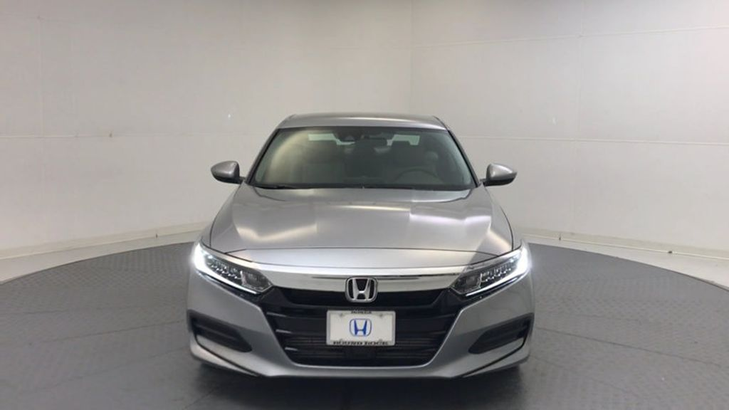 2018 Honda Accord Sedan LX CVT - 17261875 - 2
