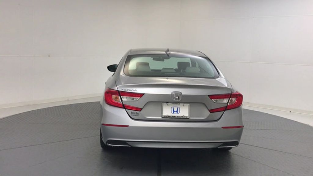 2018 Honda Accord Sedan LX CVT - 17261875 - 6