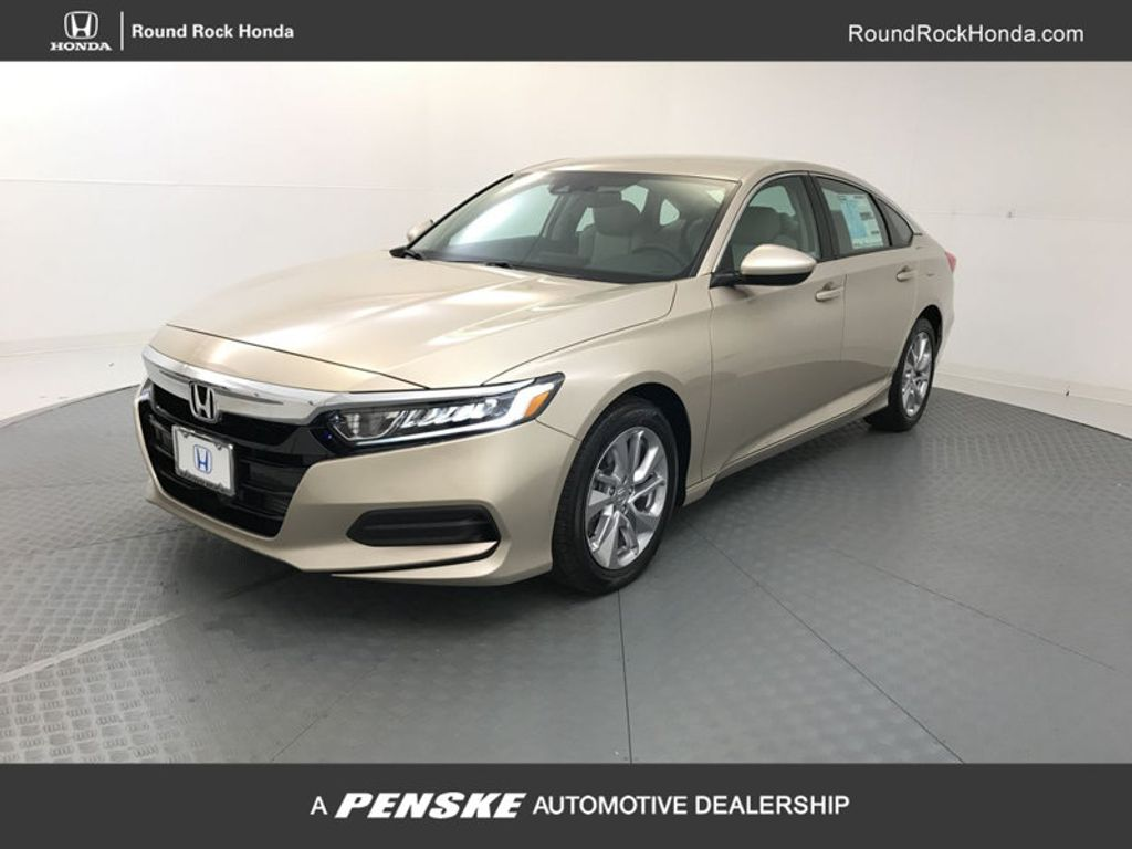 2018 Honda Accord Sedan LX CVT - 17415171 - 0