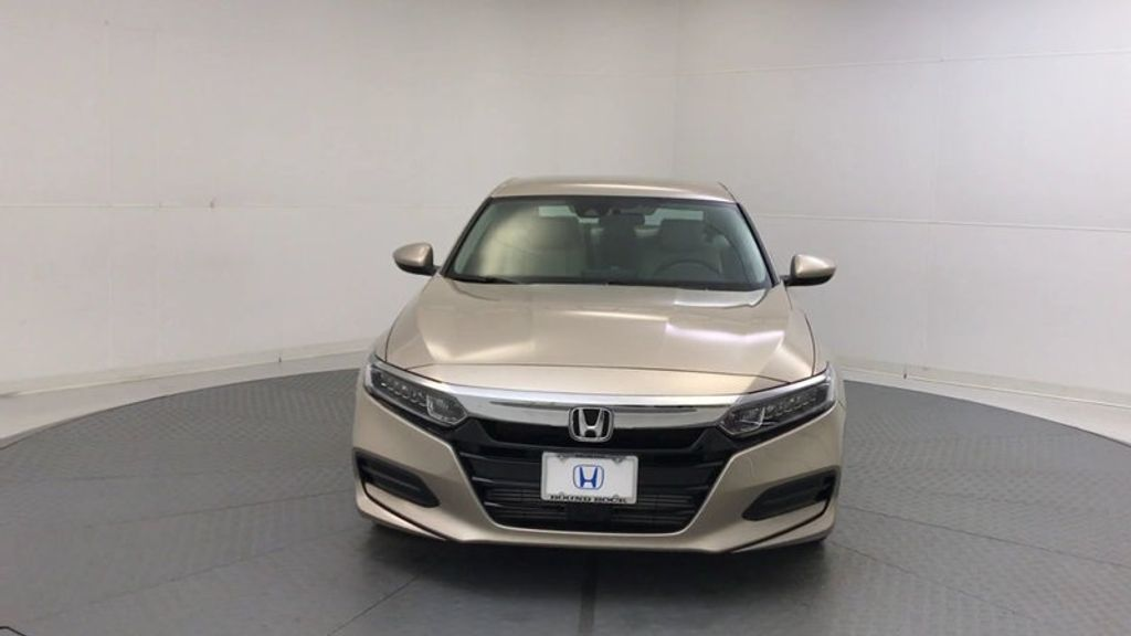 2018 Honda Accord Sedan LX CVT - 17415171 - 2