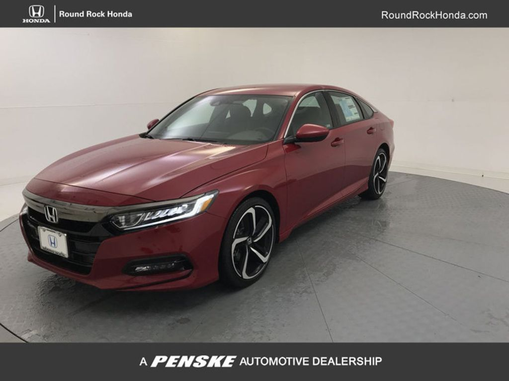 Dealer Video - 2018 Honda Accord Sedan Sport 1.5T CVT - 18201396