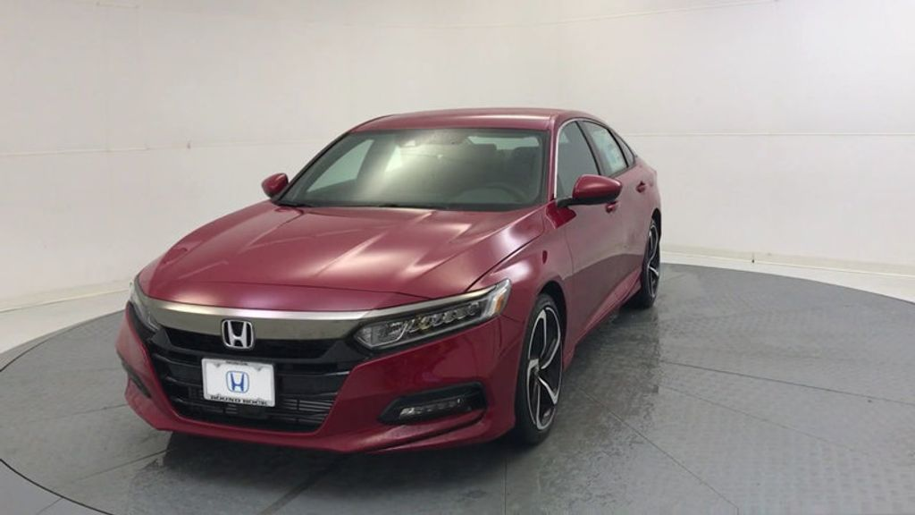2018 Honda Accord Sedan Sport 1.5T CVT - 18201396 - 2