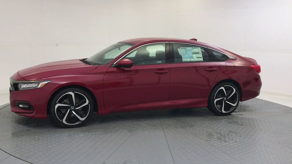 2018 Honda Accord Sedan Sport 1.5T CVT - 18201396 - 3