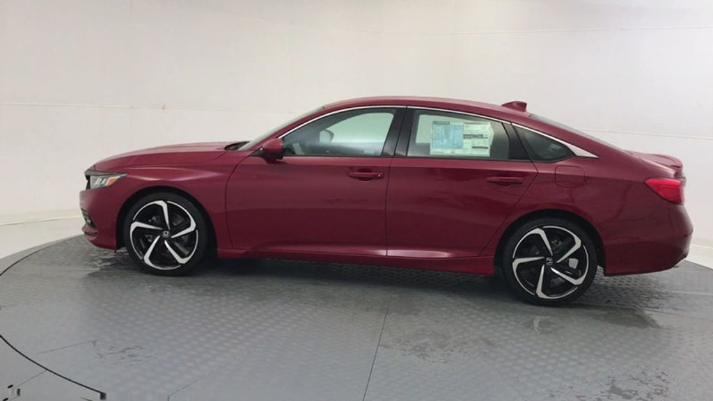 2018 Honda Accord Sedan Sport 1.5T CVT - 18201396 - 4