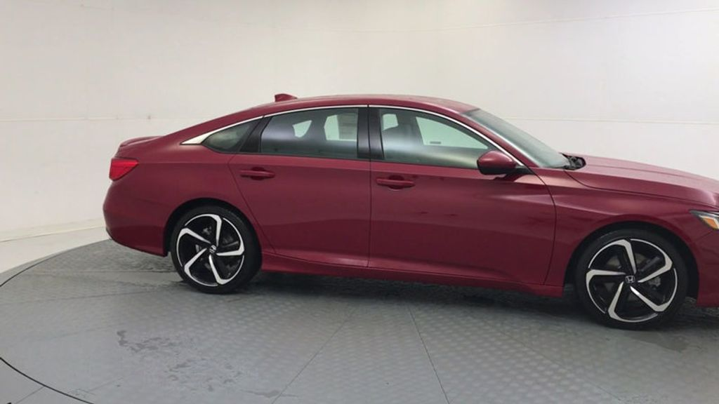 2018 Honda Accord Sedan Sport 1.5T CVT - 18201396 - 8
