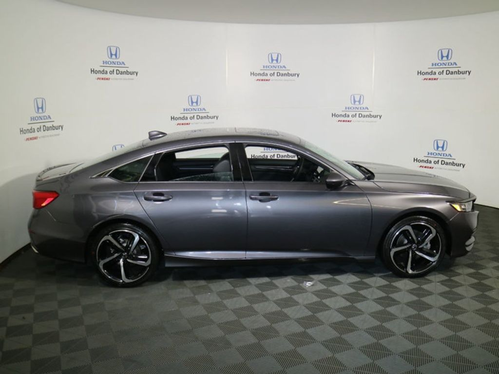 2018 Honda Accord Sedan Sport 2.0T Automatic - 17356437 - 2