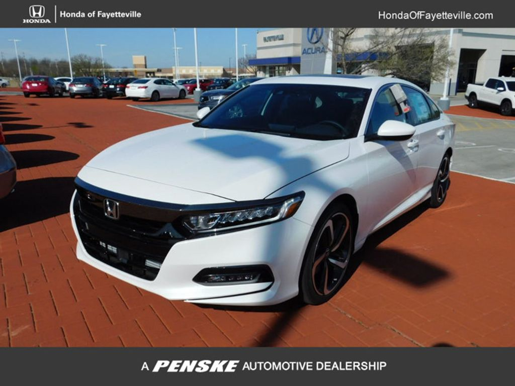 2018 Honda Accord Sedan Sport 2.0T Automatic - 17452944 - 0