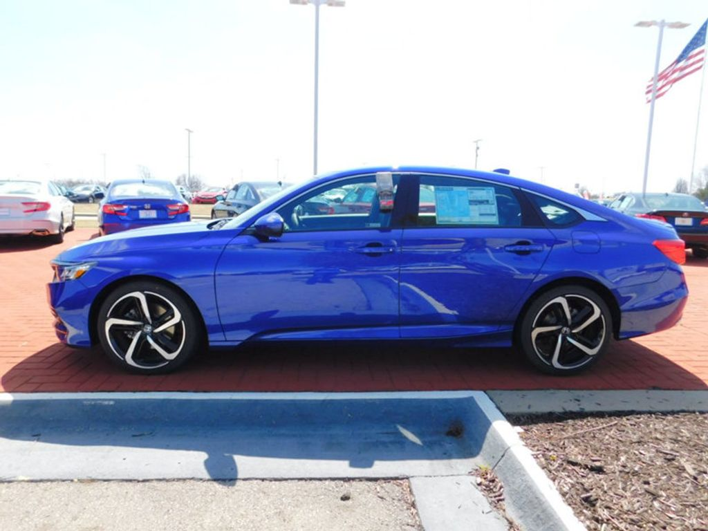 2018 Honda Accord Sedan Sport 2.0T Automatic - 17489338 - 1