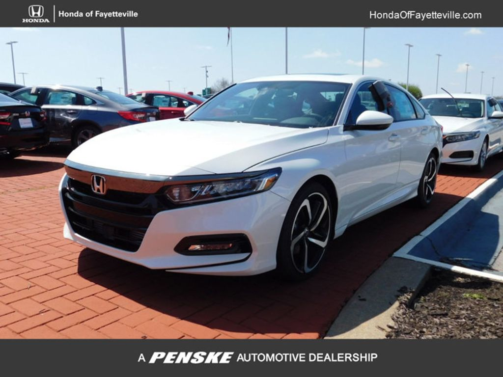 2018 Honda Accord Sedan Sport 2.0T Automatic - 17493925 - 0