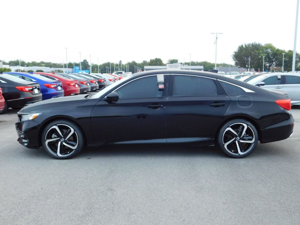 2018 Honda Accord Sedan Sport 2.0T Automatic - 18141061 - 1