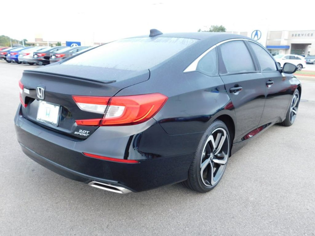 2018 Honda Accord Sedan Sport 2.0T Automatic - 18141061 - 2