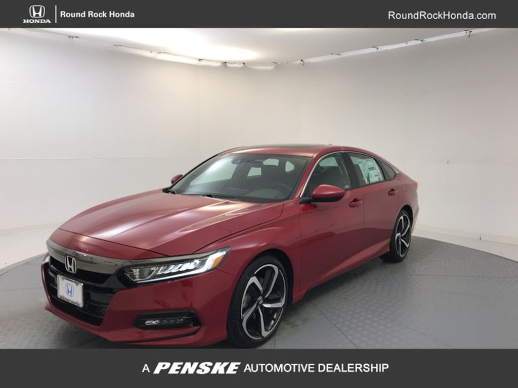 2018 Honda Accord Sedan Sport 2.0T Automatic - 17191031 - 0