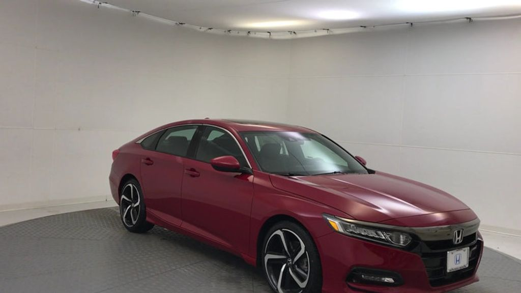 2018 Honda Accord Sedan Sport 2.0T Automatic - 17191031 - 1