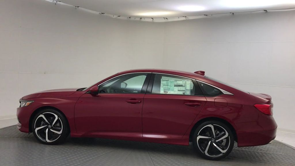 2018 Honda Accord Sedan Sport 2.0T Automatic - 17191031 - 4