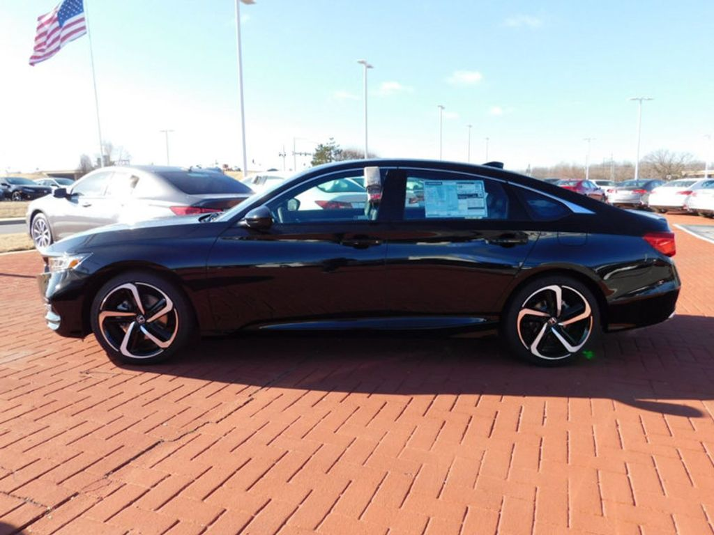 2018 Honda Accord Sedan Sport 2.0T Manual - 17229546 - 1