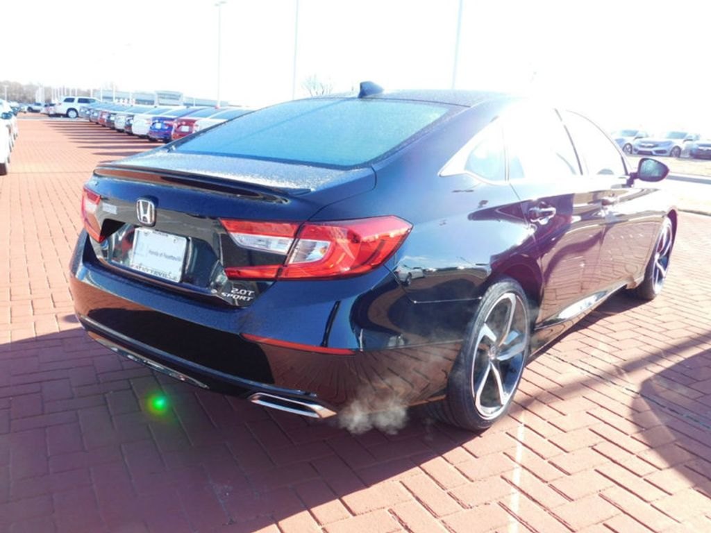 2018 Honda Accord Sedan Sport 2.0T Manual - 17229546 - 2