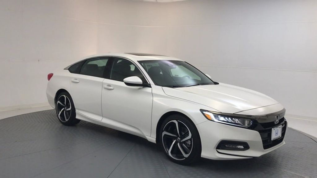 2018 Honda Accord Sedan Sport 2.0T Manual - 17237787 - 1