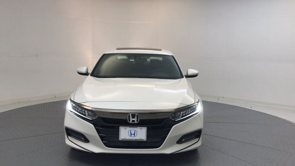 2018 Honda Accord Sedan Sport 2.0T Manual - 17237787 - 2