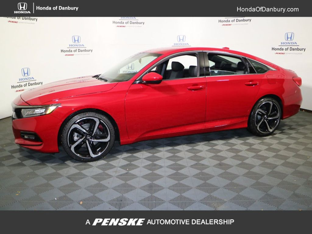 2018 Honda Accord Sedan Sport CVT - 16969345 - 0