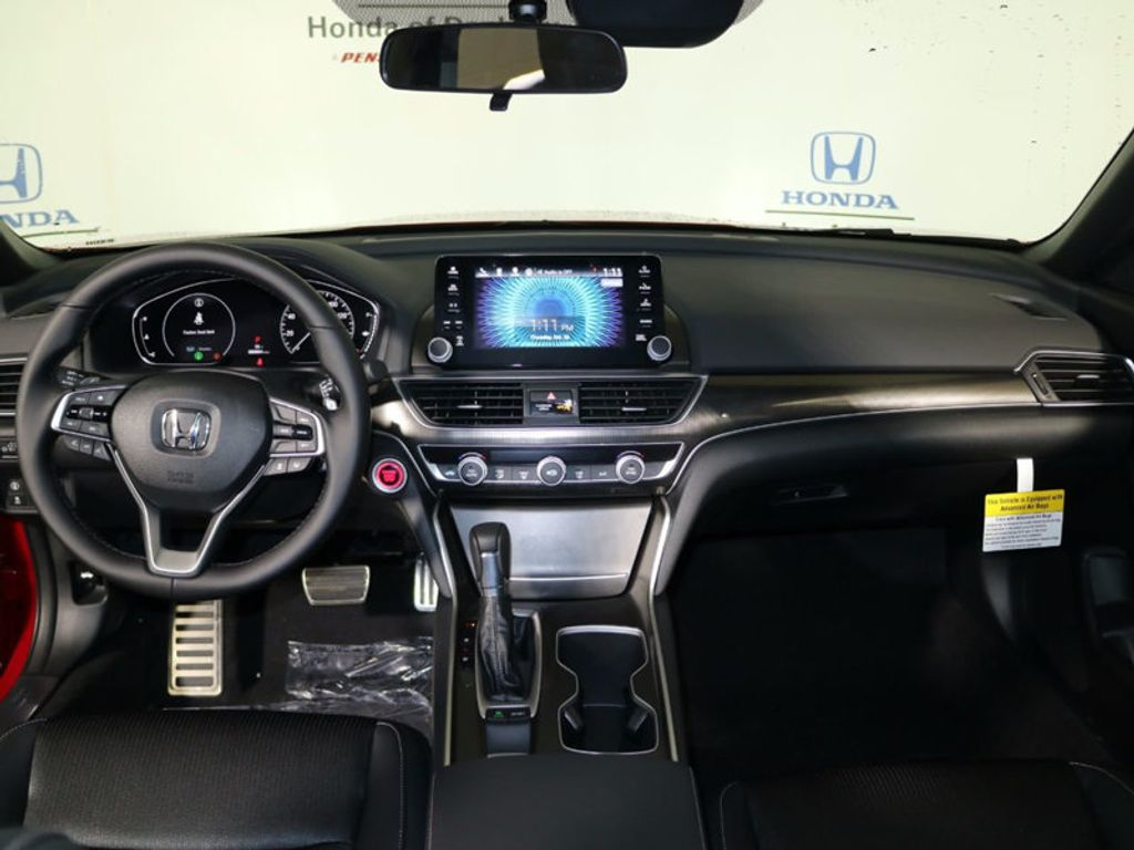 2018 Honda Accord Sedan Sport CVT - 16969345 - 12