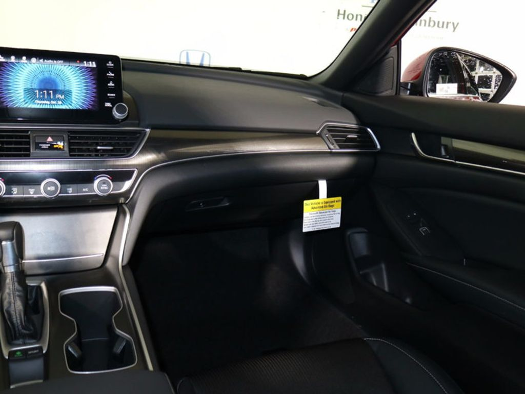 2018 Honda Accord Sedan Sport CVT - 16969345 - 15
