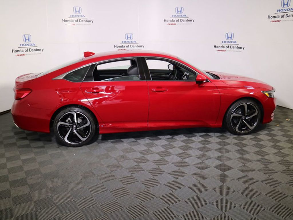 2018 Honda Accord Sedan Sport CVT - 16969345 - 2
