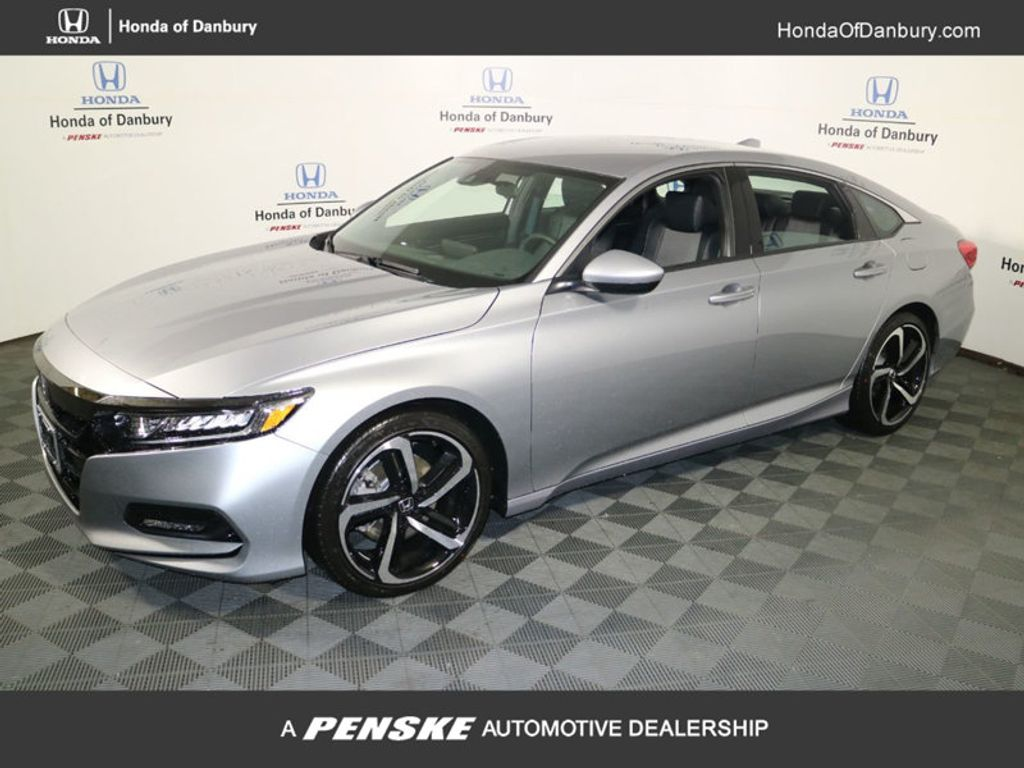 Honda Accord Sport Price >> 2018 New Honda Accord Sedan Sport CVT at Honda of Danbury Serving Putnam County, NY & Danbury ...
