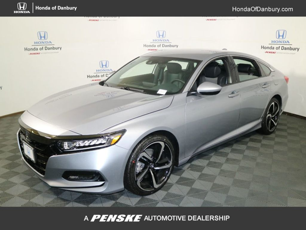 Dealer Video - 2018 Honda Accord Sedan Sport CVT - 17539668