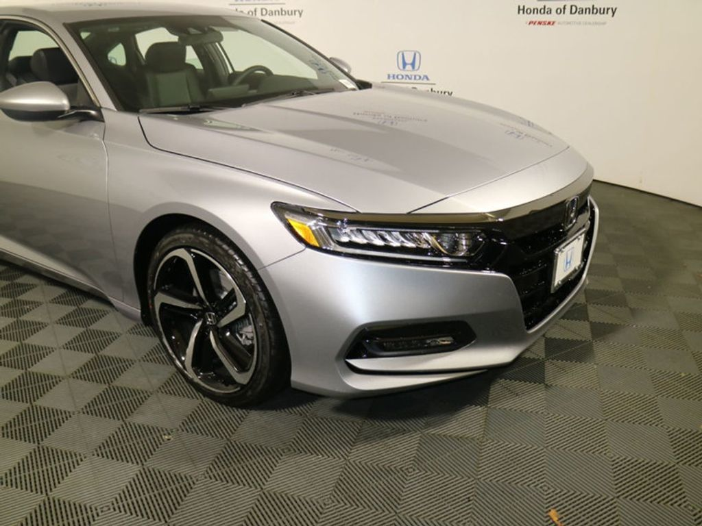 2018 Honda Accord Sedan Sport CVT - 17539668 - 1