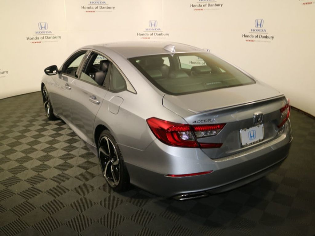2018 Honda Accord Sedan Sport CVT - 17539668 - 4