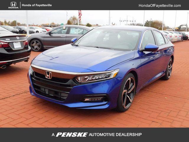 2018 Honda Accord Sedan Sport CVT