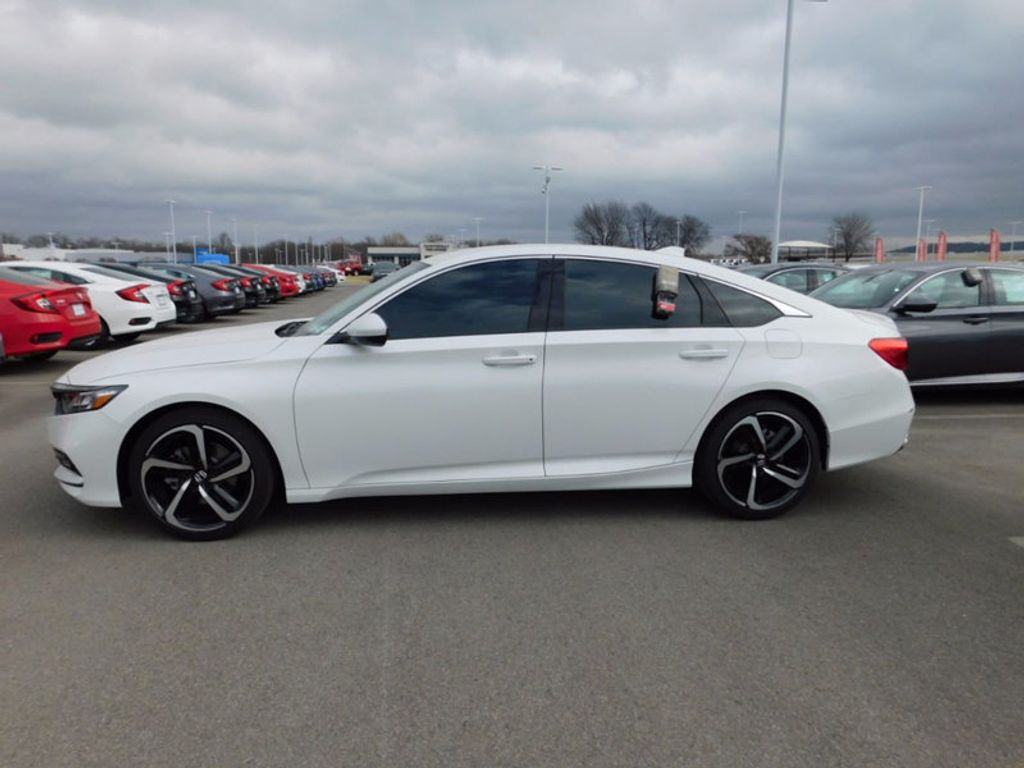 Dealer Video - 2018 Honda Accord Sedan Sport CVT - 17086975