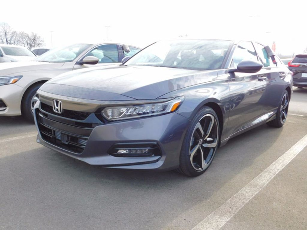 2018 Honda Accord Sedan Sport CVT - 17092335 - 1