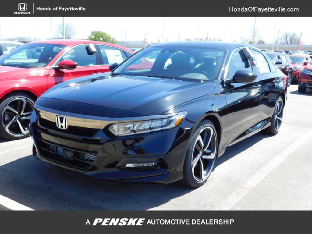 2018 Honda Accord Sedan Sport CVT - 17498666 - 0