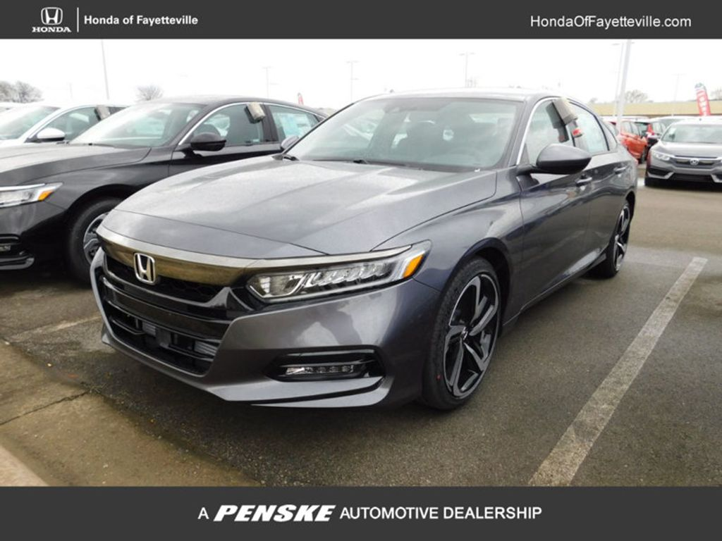2018 Honda Accord Sedan Sport CVT - 17503635 - 0
