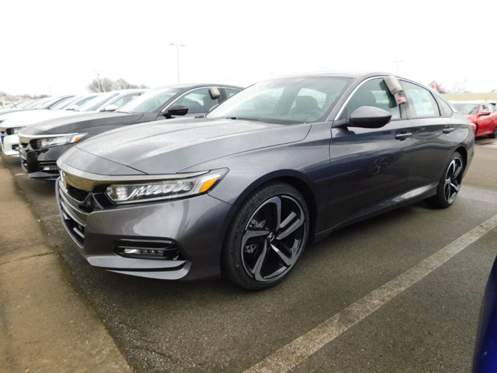Dealer Video - 2018 Honda Accord Sedan Sport CVT - 17503635