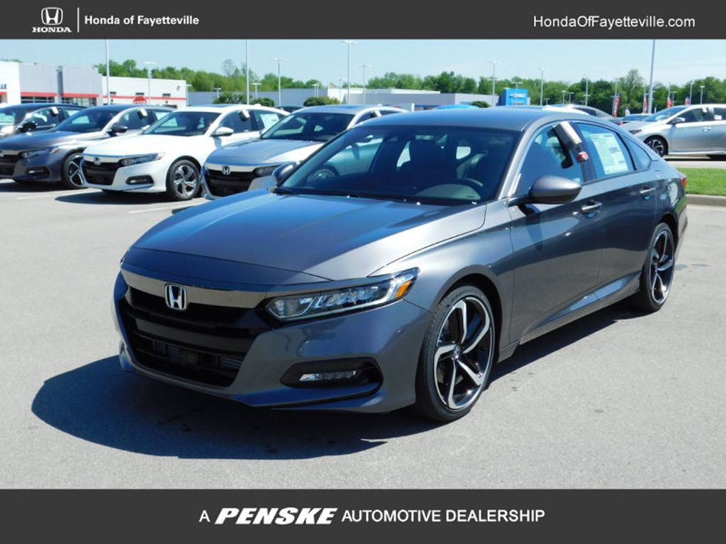 2018 Honda Accord Sedan Sport CVT - 17665100 - 0