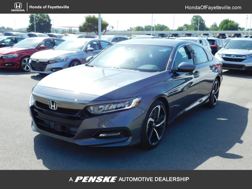 2018 Honda Accord Sedan Sport CVT - 17868716 - 0
