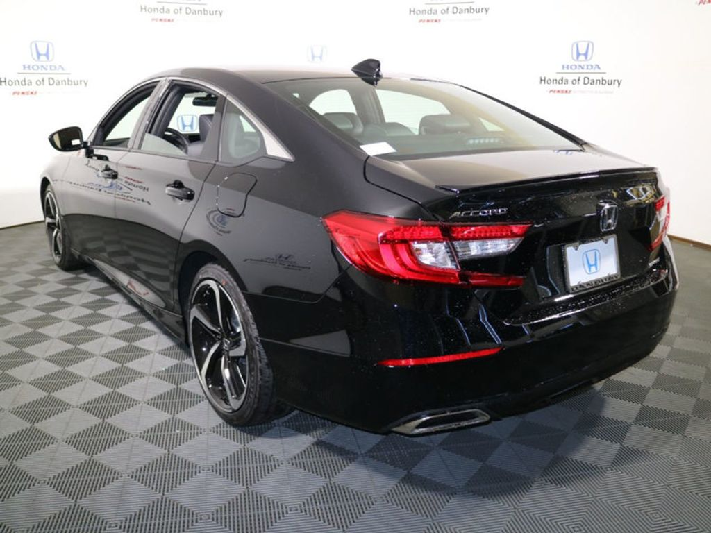 2018 Honda Accord Sedan Sport Manual 17185998 4