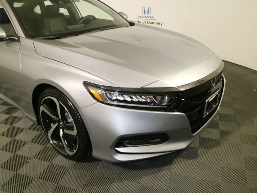 2018 Honda Accord Sedan Sport Manual - 17289225 - 1