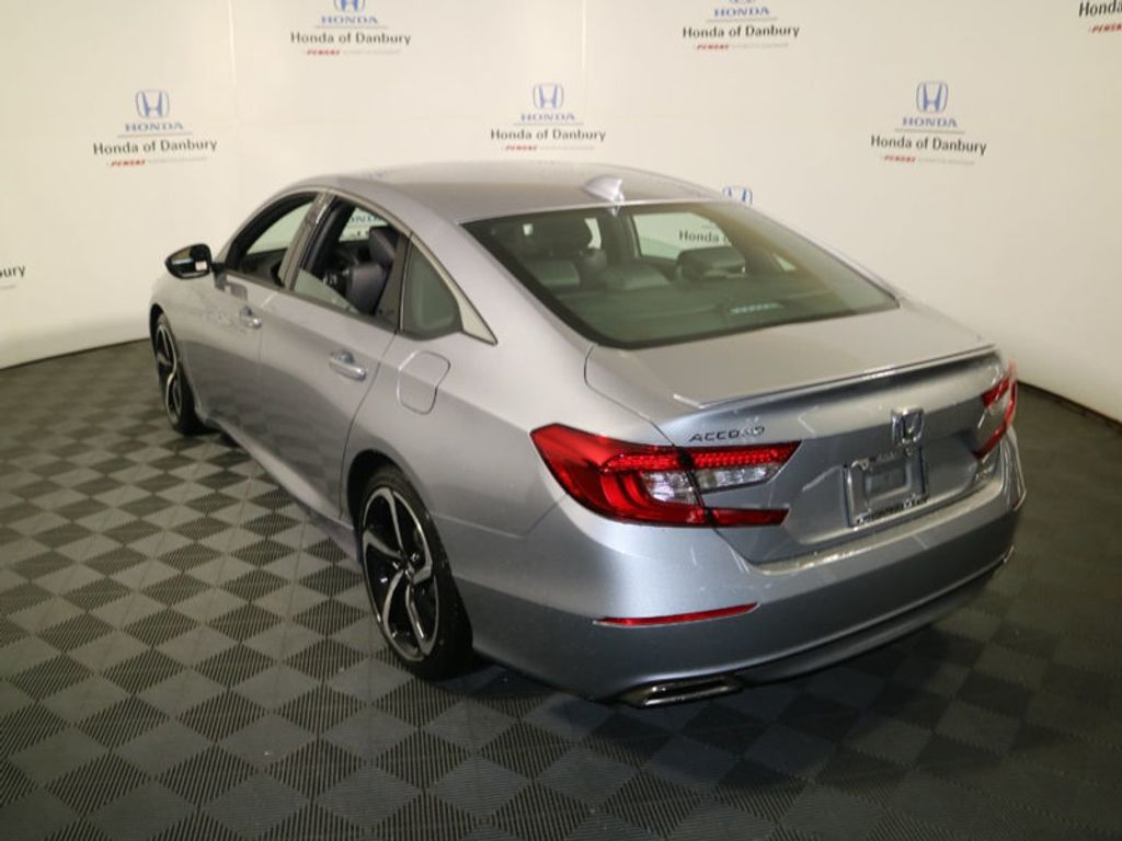 2018 Honda Accord Sedan Sport Manual - 17289225 - 4