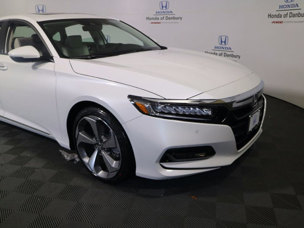 2018 new honda accord sedan touring cvt at honda of for New honda accord 2018
